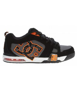 DC Frenzy TP Skate Shoes Black/Battleship