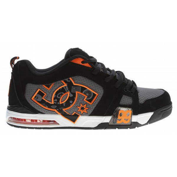DC Frenzy TP Skate Shoes