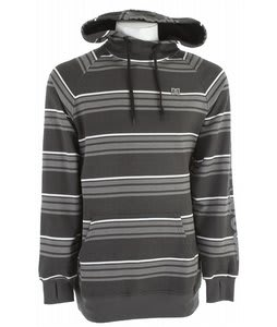 DC Furano Hoodie Black Stripe