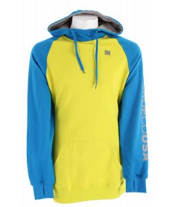DC Furano Hoodie Tennis Blue Jewel