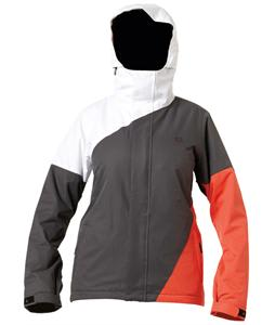 DC Fuse Snowboard Jacket Dark Shadow