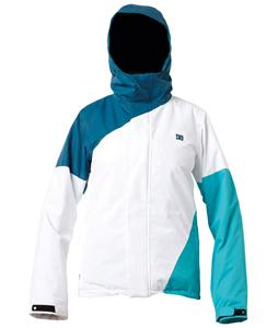 DC Fuse Snowboard Jacket White