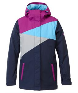 DC Fuse Snowboard Jacket Dress Blue