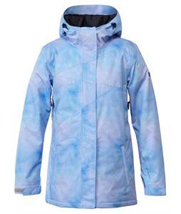 DC Fuse Snowboard Jacket Ice Crystals