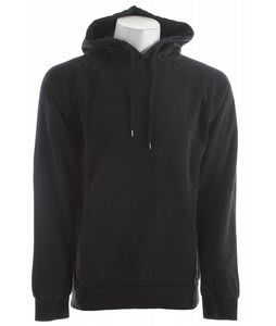 DC Fuzzy PH Hoodie Black