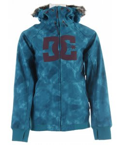 DC Gamut Snowboard Jacket Ocean Depths