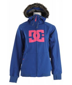 DC Gamut Snowboard Jacket Heather Olympian Blue