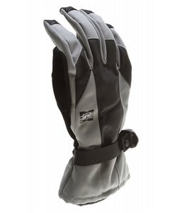 DC Gauntlet Gloves Black