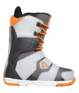 DC Gizmo Snowboard Boots Grey/Orange