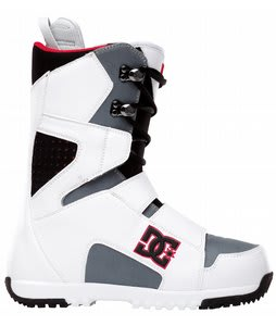 DC Gizmo Snowboard Boots White/Grey