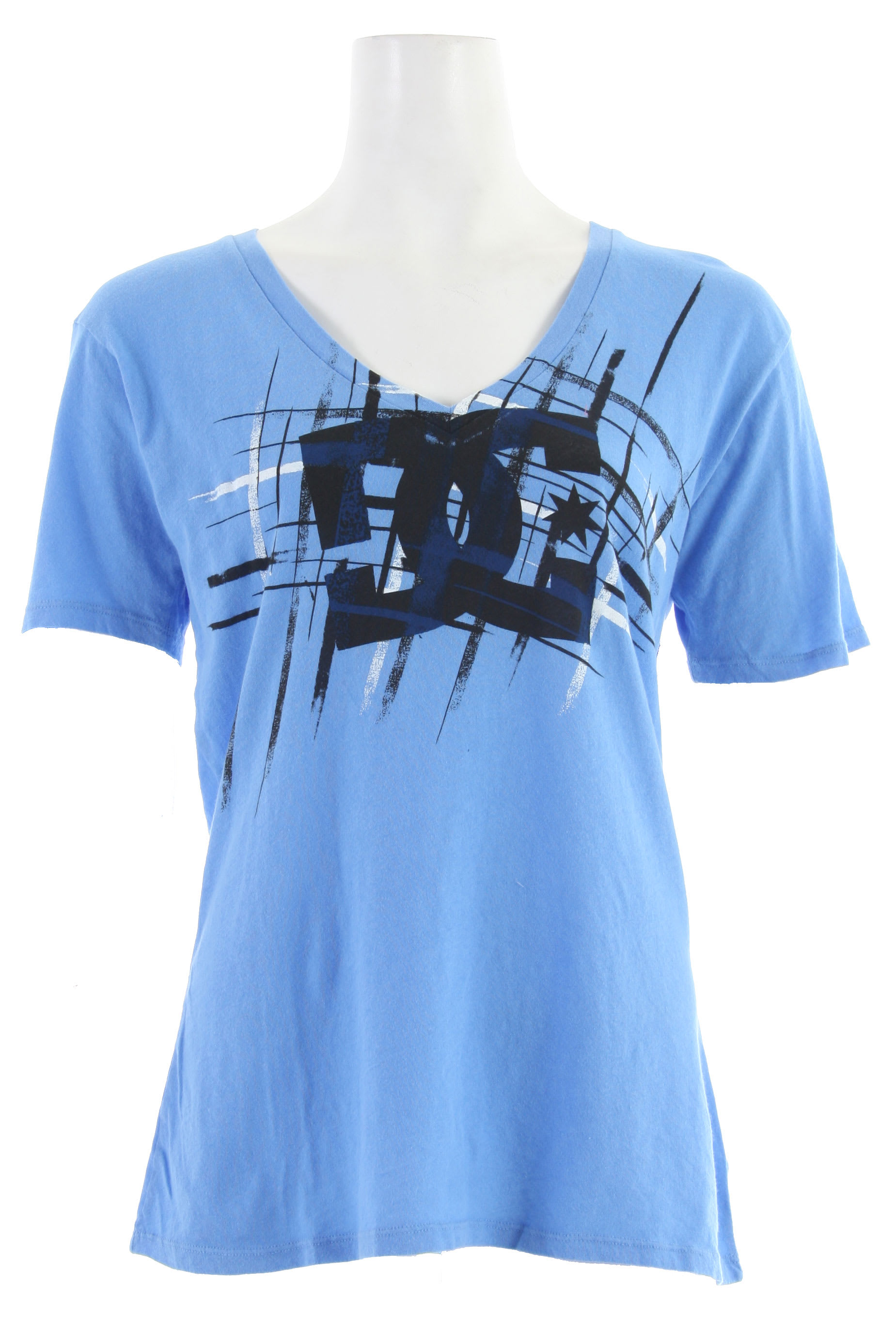 Shop for DC Glam Slam T-Shirt Marine - Women's
