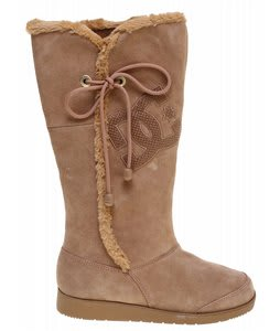 DC Gondola HI Boots Chestnut
