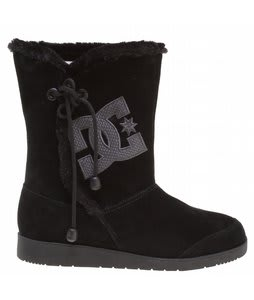 DC Gondola Mid Boots Black/Silver