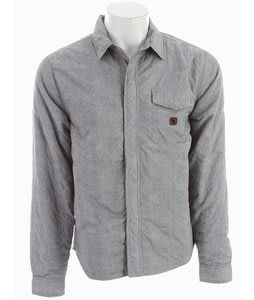 DC Goosen Shirt Pewter
