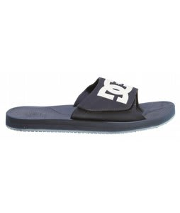 DC Graffik Slide SN Sandals DC Navy/DC Navy