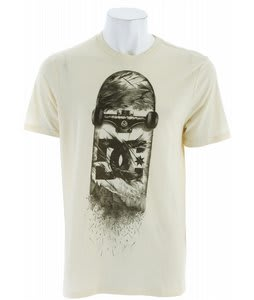 DC Gravestone T-Shirt Natural