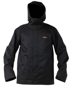 DC Habit Snowboard Jacket Black