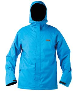 DC Habit Snowboard Jacket Blue Jay
