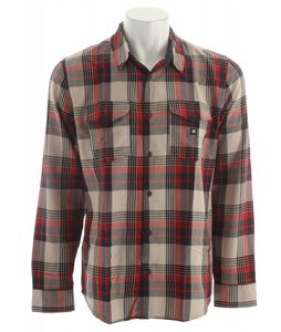 DC Hackelman L/S Shirt Natural