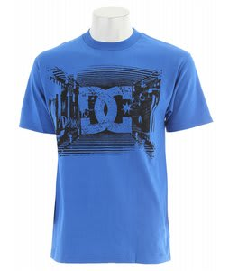DC Hall T-Shirt Royal Blue
