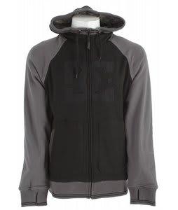 DC Harper Hoodie Black Shadow