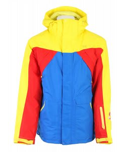 DC Helix Snowboard Jacket Lapis