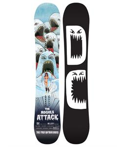 DC Hellcity Snowboard 156