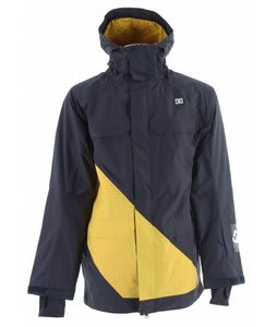 DC Hestra N Snowboard Jacket True Navy/Gold