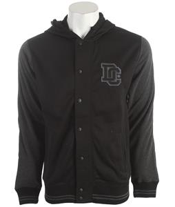 DC Hot Route Fleece Black
