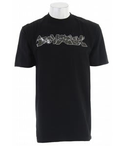 DC Iikka T-Shirt Black