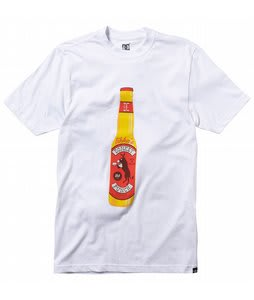 DC Iikka T-Shirt White