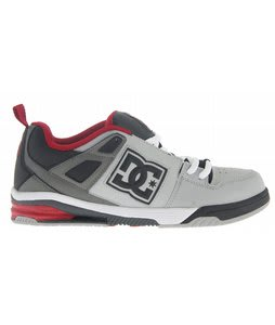 DC Impact RS Skate Shoes Battleship/Armor/True Red