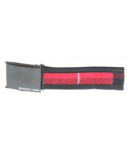 DC Jacked Belt Black