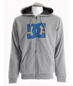 DC Jammer Hoodie Heather Grey