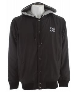 DC Jay Varsity Jacket Black/Grey
