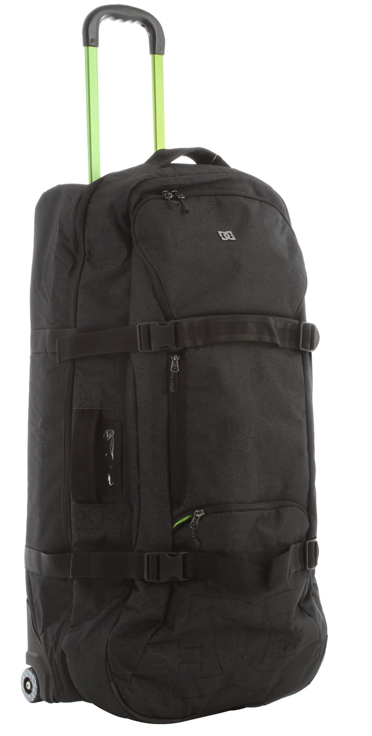 Shop for DC Jetsetter Travel Bag Black - Men's