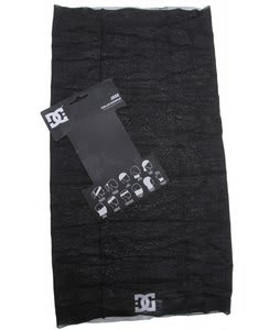 DC Jose Facemask Black