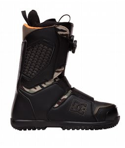 DC Judge BOA Snowboard Boots Black/Camo