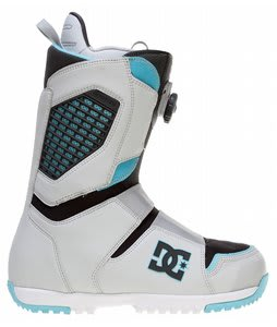 DC Judge BOA Snowboard Boots Grey Blue