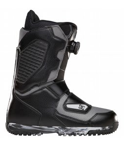 DC Judge BOA Snowboard Boots Black/Grey