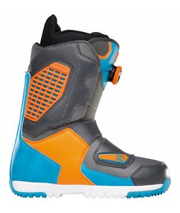 DC Judge BOA Snowboard Boots Grey/Blue