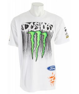 DC KB Scan T-Shirt White