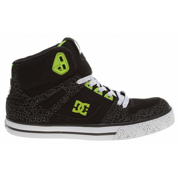 on sale dc ken block spartan hi skate shoes up to 65 off. Black Bedroom Furniture Sets. Home Design Ideas