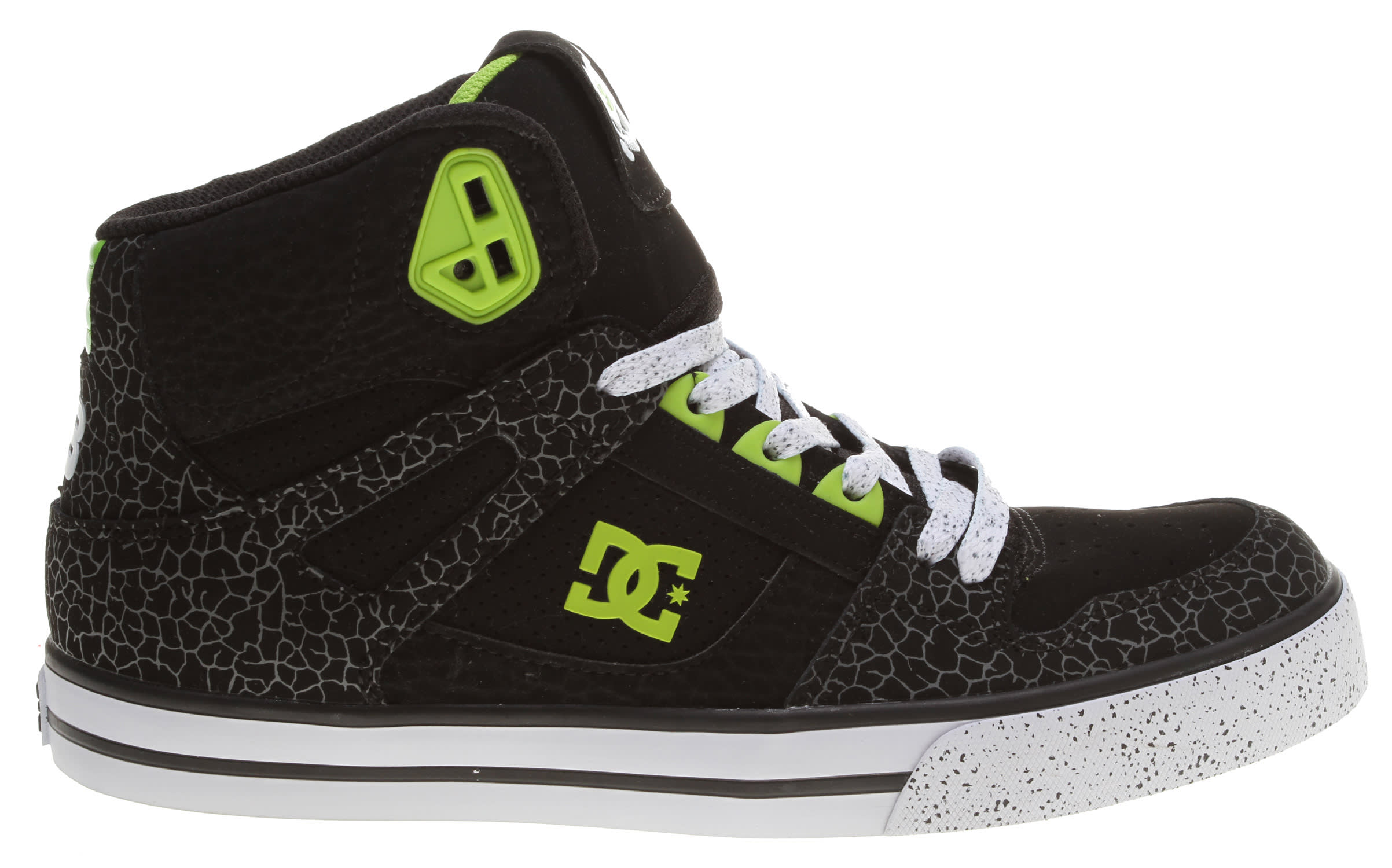 dc ken block spartan hi skate shoes. Black Bedroom Furniture Sets. Home Design Ideas