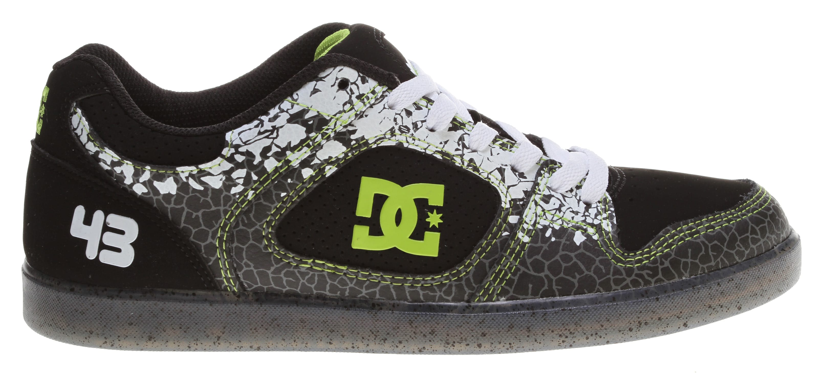 on sale dc ken block union se skate shoes up to 65 off. Black Bedroom Furniture Sets. Home Design Ideas