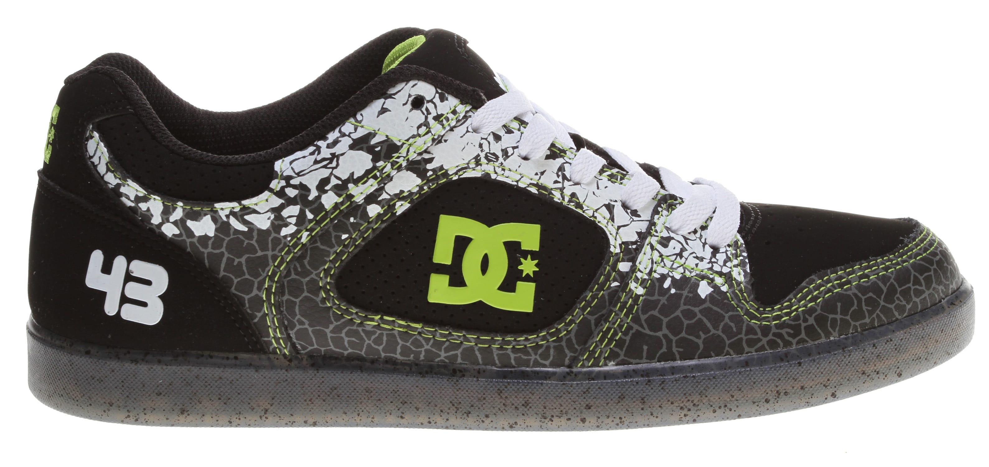 on sale dc ken block union se skate shoes up to 65 off. Black Bedroom Furniture Sets. Home Design Ideas