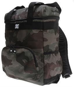 DC Kewler Backpack Woodland Camo 20L