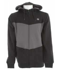 DC Kupress Hoodie Black/Shadow