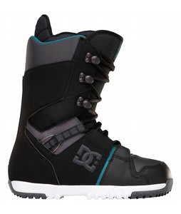 DC Kush Snowboard Boots Black/Grey