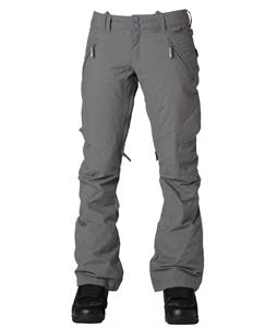 DC Lace Snowboard Pants Pewter